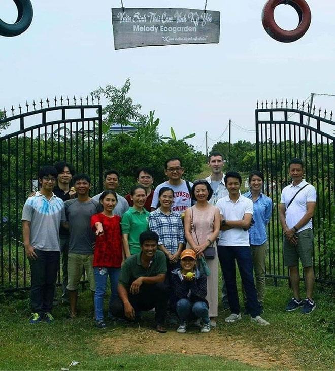Lớp kỹ năng nông nghiệp tuyển sinh tại Tây Ninh - Nghệ An